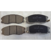 Колодки передние FRIXA S1D16 (ан. DBS2547) CHEVROLET CAPTIVA (2.0, 2.4)(06-), OPEL ANTARA