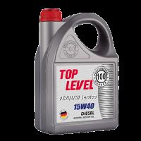 Минеральное моторное масло PROFESSIONAL HUNDERT Top Level 15W-40 Diesel 4л