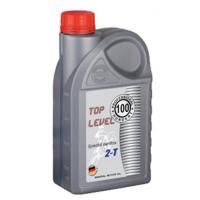 Минеральное моторное масло PROFESSIONAL HUNDERT Top level 2-T 1л
