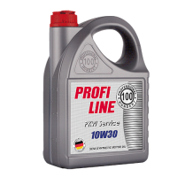 Полусинтетическое моторное масло PROFESSIONAL HUNDERT Profi Line 10W-30 4л