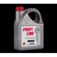 Полусинтетическое моторное масло PROFESSIONAL HUNDERT Profi Line 10W-40 Diesel 4л