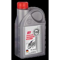 Синтетическая трансмиссионная жидкость PROFESSIONAL HUNDERT ATF Special for transmission with GKUB 1л