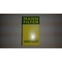 Фильтр AdBlue MANN-FILTER U 620/4 y KIT, F 00B H40 095