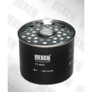 Фильтр топливный HEXEN FC4073 Audi, Citroen, Fiat, Ford, Iveco, Lada Niva, MAN, аналог  P556245