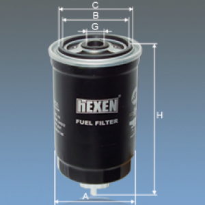 Фильтр топливный HEXEN F4061 Iveco Daily