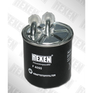 Фильтр топливный HEXEN F4090 Mercedes (W169, W245, W203, W211, W463, W164, W251, W221), Sprinter