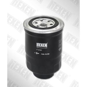 Фильтр топливный HEXEN F4101 Ford, Mazda, Mitsubishi, Nissan, Toyota