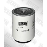 Фильтр топливный  R 90  HEXEN F4174 DAF, John Deere, Scania 3,4,G,P,R,T, Volvo FH12, FM7