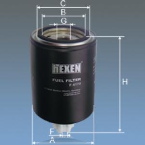 Фильтр топливный HEXEN F4175