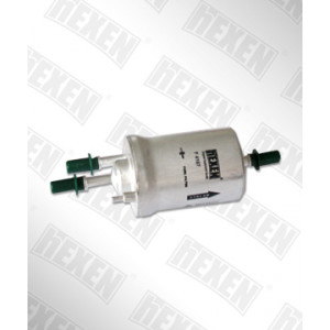 Фильтр топливный HEXEN F4187 Audi A3, TT, Seat Altea, Cordoba, Ibiza, Leon, Toledo III, Skoda Fabia