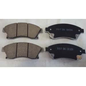 Колодки передние FRIXA S1D17 (ан. DBS3359) CHEVROLET CRUZE 10-, ORLANDO 10-