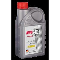 Минеральное трансмиссионное масло PROFESSIONAL HUNDERT MGO 75W80 GL 5 1л