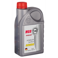 Минеральное трансмиссионное масло PROFESSIONAL HUNDERT MGO 80W90GL 4 1л