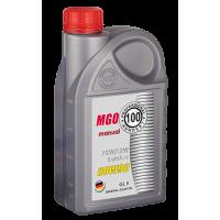 Минеральное трансмиссионное масло PROFESSIONAL HUNDERT MGO 80W90 GL 5 1л