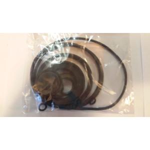 Ремкомплект рулевого механизма ЗИЛ-130 (сальники ,манжеты, кольца) (РТИ-полный)