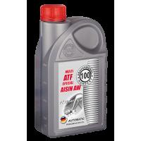 Синтетическая трансмиссионная жидкость PROFESSIONAL HUNDERT Multi ATF Special AISIN-AW 1л