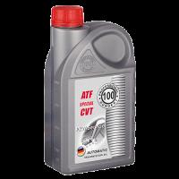Синтетическая трансмиссионная жидкость PROFESSIONAL HUNDERT Special transmission fluid CVT 1л