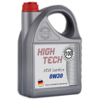 Синтетическое моторное масло PROFESSIONAL HUNDERT High Tech 0W-30 4л
