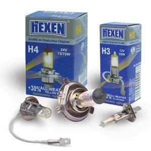 Лампы HEXEN ALL WEATHER +30% в Перми