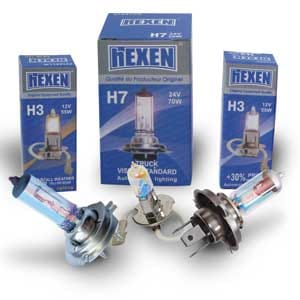 Лампы HEXEN BLUE DIAMOND +50% в Перми